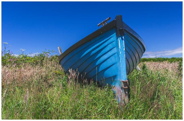 Blue Boat, Gigha