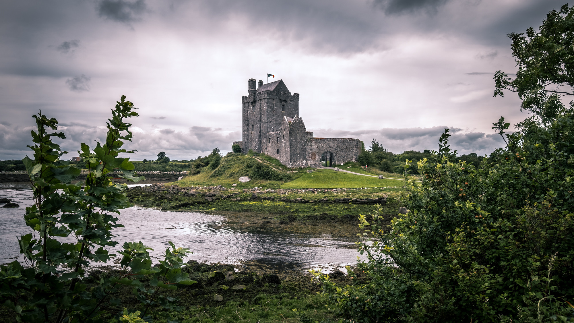 Dunguaire Castle - Kinvara, Ireland - Travel photography