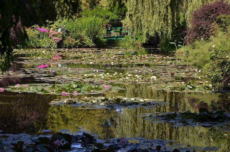 Giverny : les jardins de Claude Monet