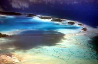 Rangiroa Atoll in the Tuamotu Archipelago of French Polynesia. | by Derek Keats