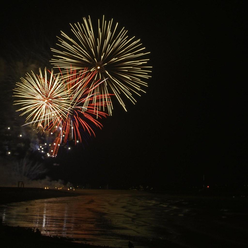 Roly0088 Feux D Artifices 14 Juillet 2017 Au Havre Flickr