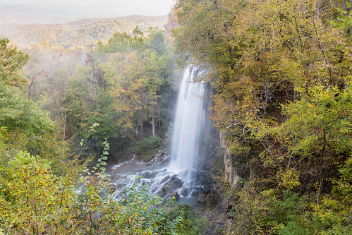 photosbymch landscape waterfall falls fallingspringfalls fallingspringcreek virginia usa canon 5dmkiii 2016 autumn fallcolors outdoors mountains
