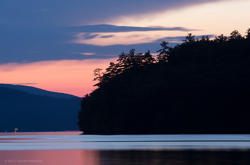 bristol channel graftoncounty lake newhampshire newfoundlake northamerica partlycloudy pentaxk5 places sky still sunset unitedstates water smcpda60250mmf4edifsdm