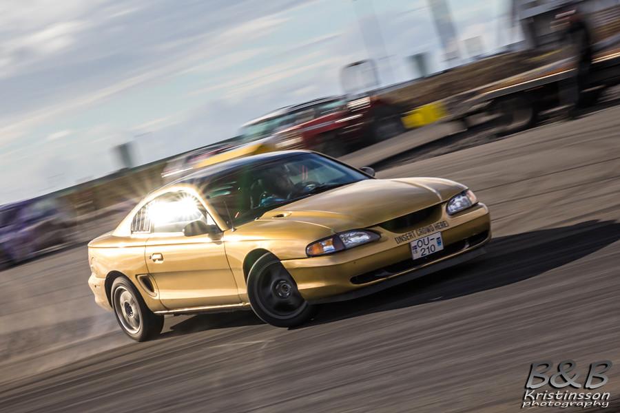 Ford Mustang SN95 | Drift æfing 15  júlí 2017  // Drift prac… | Flickr
