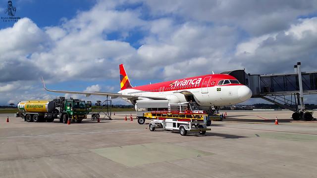 A320 AVIANCA - BRASIL
