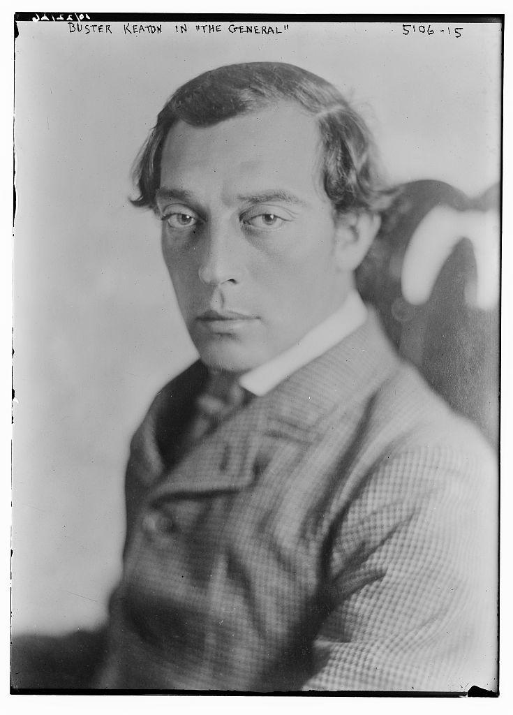 Buster Keaton in