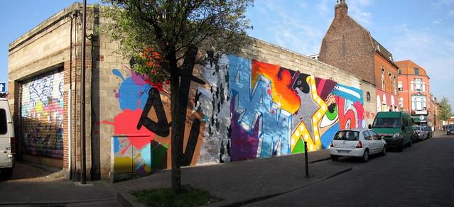 street art generation(s) - Roubaix @ la condition publique