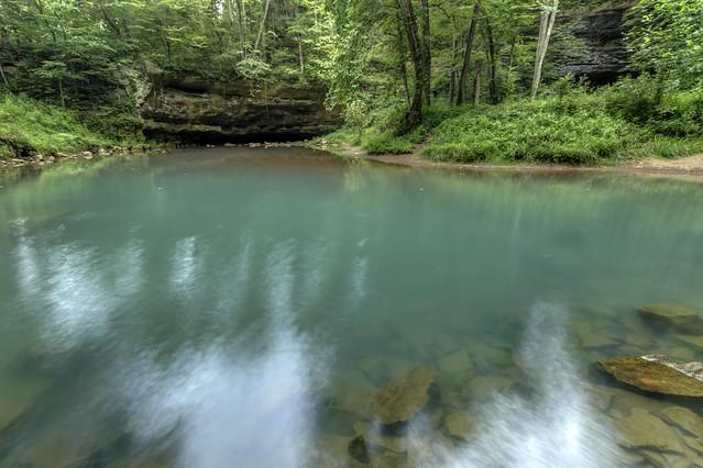 Unnamed creek, Kentucky 2