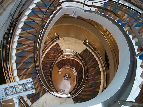 Rubin staircases | by Dreaming in the deep south