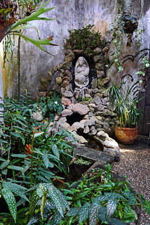 Temple of the Sun - Giardini La Mortella, Island of Ischia, Italy