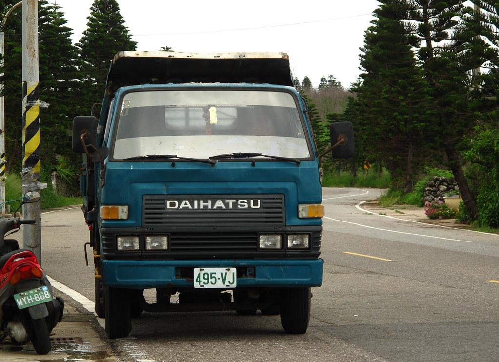 Daihatsu Delta Diesel | Place: Huxi Township, Penghu | Flickr