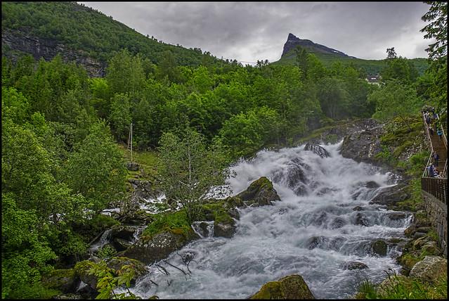 Geiranger, Norway - 2017