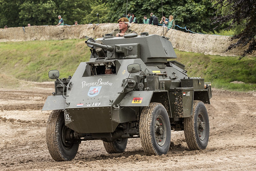 Humber Armoured Car