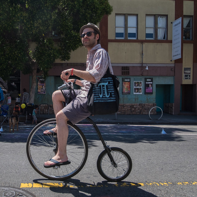 Sunday Streets SF Mission 2017: expenses elegantly shave