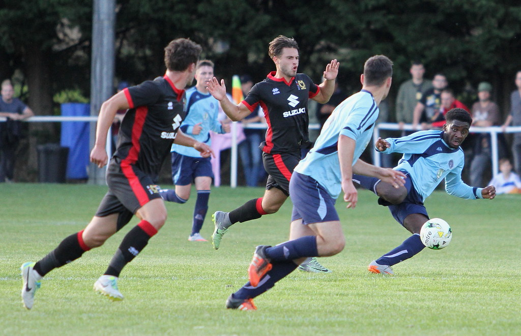 Buckingham Athletic v MK Dons