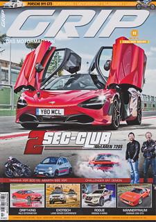 GRIP - Das Motormagazin 5/2017