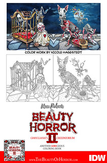 The Beauty of Horror 2: Color Examples | by alanrobert666