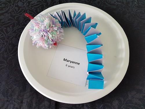 Finalists - Maryanne