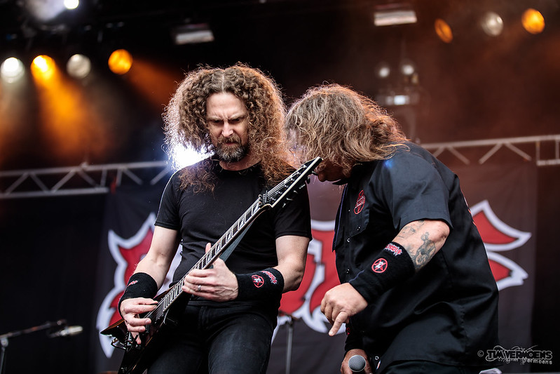 Exodus @ Dynamo Metal Fest 2017
