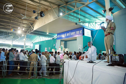 Up-Mukhya Sanchlak SNSD, Tajinder Singh, Delhi, expresses his views