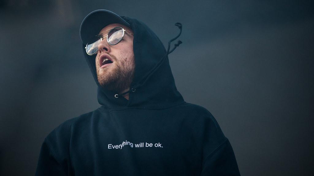 Mac Miller - Slottsfjell 2017 | Mac Miller spilte på Kongesc… | Flickr