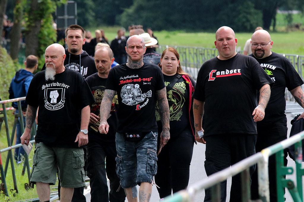 Deutsche Rechte Bands