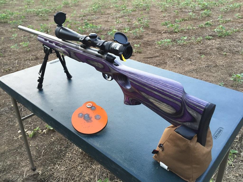 Ruger Precision Rifle .223/5.56 Nato RPR Review