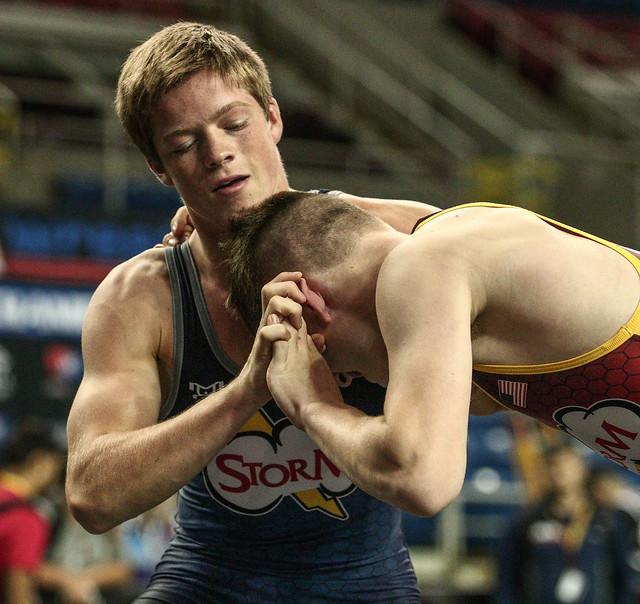 Troy Pleski vs. Quayin Short     170715ambE0043
