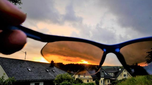 the sunset-sunglass-filtre! :D