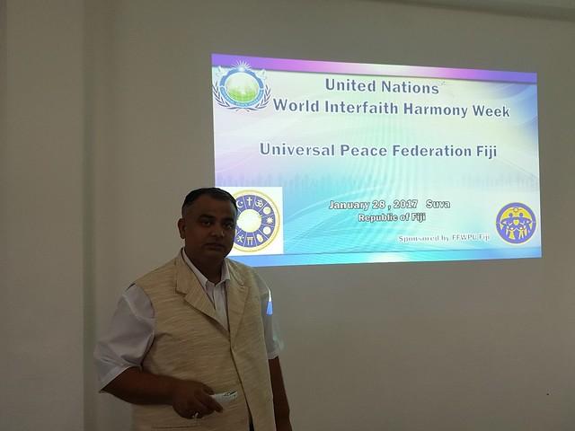 Fiji-2017-01-28-World Interfaith Harmony Week Observed in Fiji