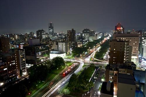 Ausblick Oriental Hotel Hiroshima   by chillyistkult