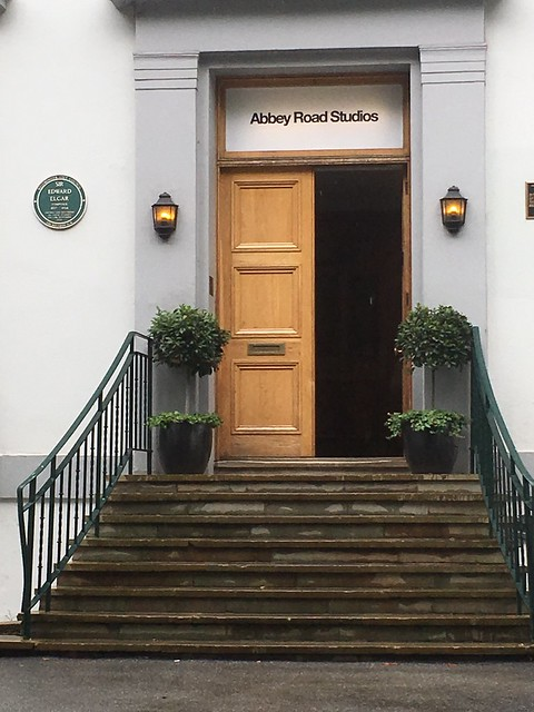 Abbey Road Recording Studios, 2017