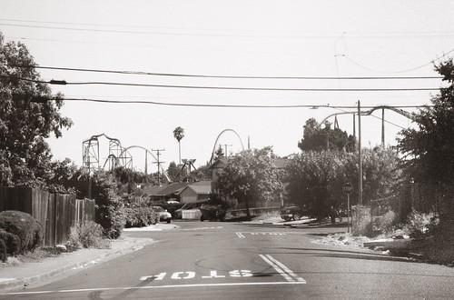 vallejo bw film marineworld xrayfilm kodakcarestream rodinal rollercoaster california eastmancommercialviewcamera commercialektarlens 14inch