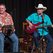 Jackie Caillier, Ivy Dugas and the Cajun Cousins at the Liberty Theater, July 22, 2017