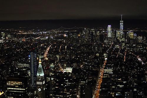 empire state building new york ny nyc