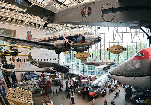 Smithsonian National Air and Space Museum, Washington DC   by szeke