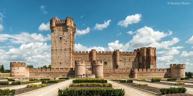 DSC8444 Castillo de la Mota, siglos XIV-XV, Medina del Campo (Valladolid)