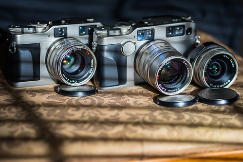 Contax G1 and G2 | by ericlwoods