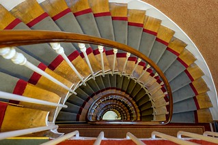 The World Needs More Spiral Staircases | by soomness