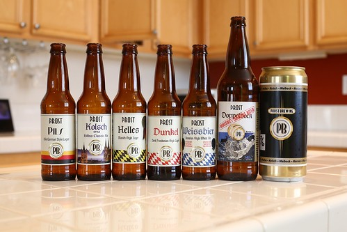 Prost Brewing Beers | by fourbrewers