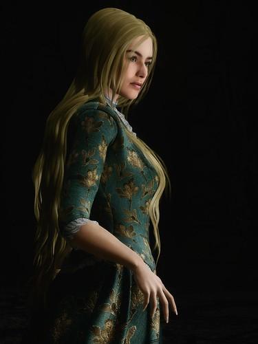 Beautiful Queen   by laxire1