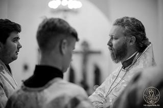 Литургия в Спасском соборе 290