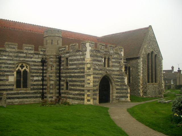 The church at Cliffe