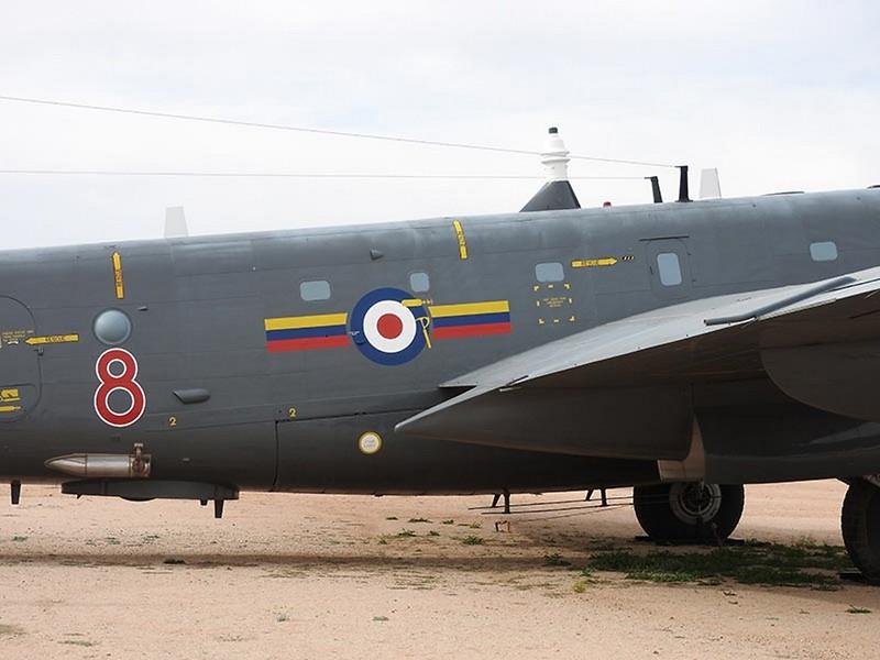 Avro Shackleton AEW 4