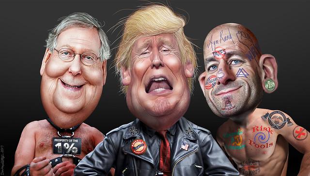 The Terrible Trio