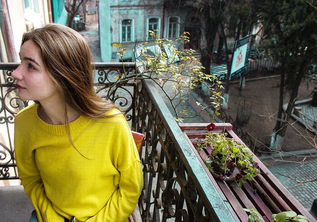 Eva. Tbilisi