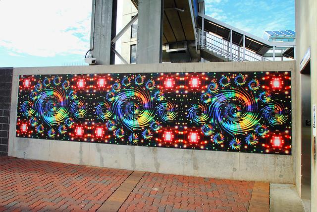 Galactic Mural