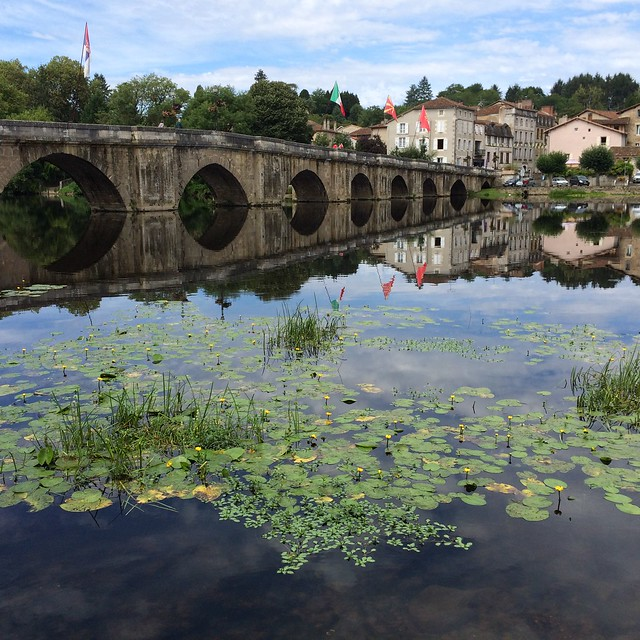 Confolens, Charente.