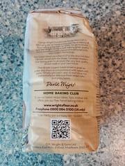 Wright's Flour QR code