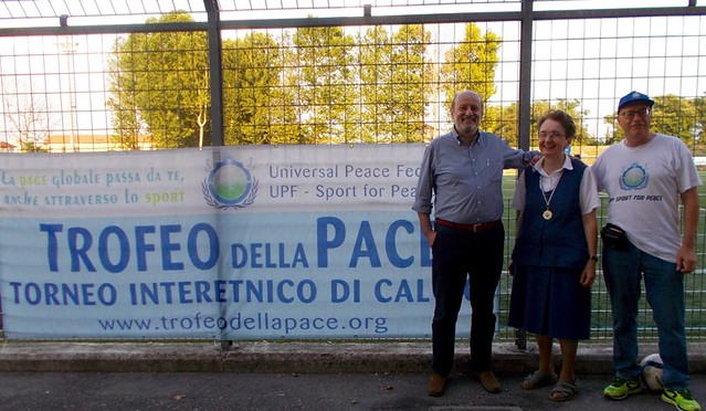 Italy-2017-06-25-12th Peace Trophy Tournament Is Held in Northern Italy